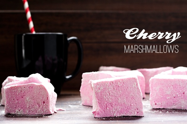Cherry marshmallows title