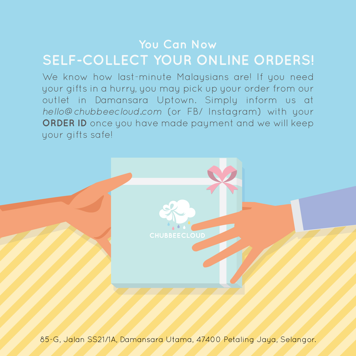 Self collect e flyer 16911
