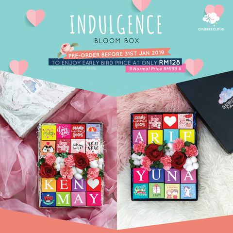 Indulgence Bloom Box
