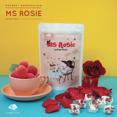 Gourmet Marshmallows - Ms Rosie