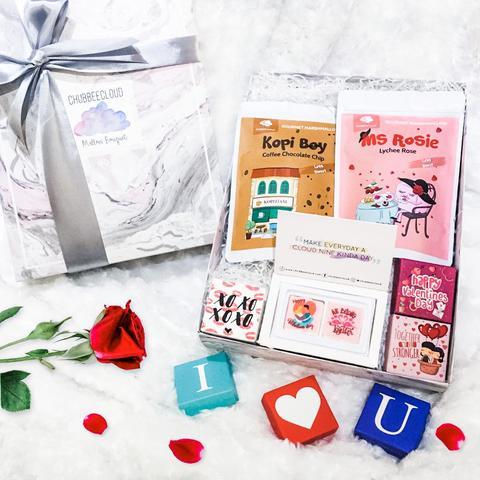 Valentine's Day Gift Box (Marble Box)