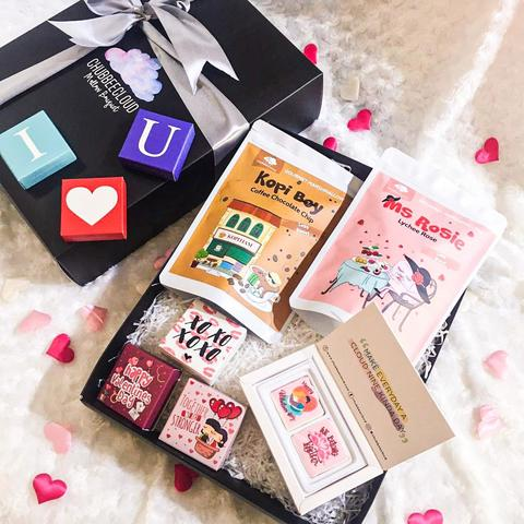 Lover's Gift Box (Black Box)